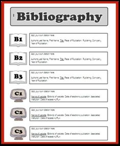 How to write a bibliography...for kids | Copyright | Pinterest ...