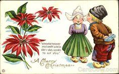 A Merry Christmas Dutch Children