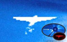 UFOLOGIA - OVNIS ONTEM: UFOs e Anomalias Extraterrestre: Anjo Gigante Pert...
