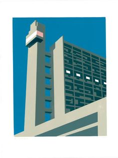 Printmaker Paul Catherall is no stranger to Wallpaper*. Much of his subject matter is drawn from London's architectural landmarks, so when we secured exclusive access to Renzo Piano's still-in-construction Shard last year for our July 2011 Architects D...