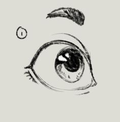 A Quick Blinking Animation Tutorial by VileBile (Click the source for the full tutorial! Learn Animation, Animation Reference, Art Reference, Animation Mentor, Comic Tutorial, Frame By Frame Animation, Drawing Expressions, Drawing Techniques, Drawing Tips