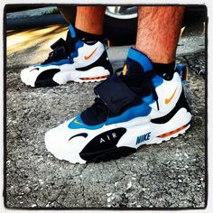 "NIKE ""Dolphins"" Air Max Speed Turf."