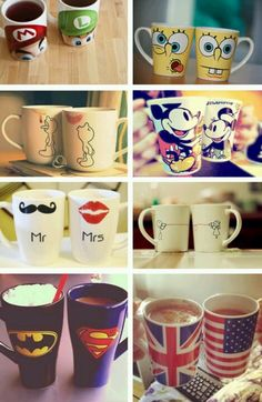 Cool cups :)