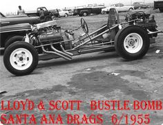 Vintage Drag Racing - Dragster