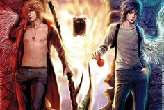 This is a 13*19 inches Poster Printed on Hi-res Gloss Cover Paper. It's durable. Subject : Death Note