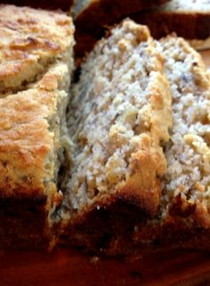 Low FODMAP Recipe and Gluten Free Recipe - Sugar-free banana cake http://www.ibssano.com/low_fodmap_recipe_sugar_free_banana_cake.html