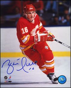 brett hull calgary flames - Google Search