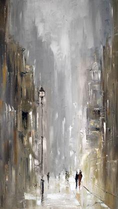 Galeria malarstwa współczesnego - obrazy olejne - Marek Langowski