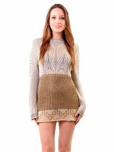 Pre-owned Just Cavalli Metallic Knit Dress Luxury Dress, Off Duty, Knit Dress, Sequin Skirt, Knitting, Metallic, Skirts, Sweaters, How To Make