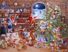Google Image Result for http://www.artsingallery.com/images/Chinese/Christmas-Paintings-040.jpg