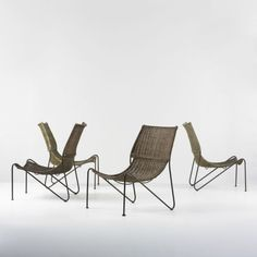 Van Keppel & Green lounge chairs?