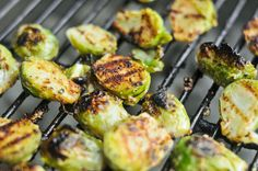 Crispy mustard brussle sprouts.