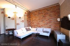 Brick wall / Tiiliseinä