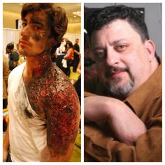 "*Just Announced* Legendary FX Artist Toby Sells (Toby Sells' FX ARTS) to be a first time keynote at The Makeup Show Orlando! In his keynote ""The Monsters inside Me: A Career in FX with Toby Sells"" Hear Toby tell you how he got his start in FX makeup, how he made a name for himself and his Atlanta-based group of artists, and his advice for artists that want to break into the FX area of the makeup industry!"