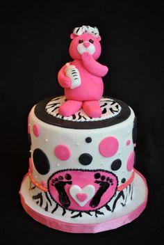 Cat Birthday Cake SweetEs bakeshop sweetesbakeshop birthdaycake