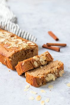 Gezonde speculaascake - Zonderzooi - Gezonde recepten - Duurzame lifestyle Healthy Treats, Healthy Baking, Healthy Recipes, Healthy Food, Pizza Lasagne, Gingerbread Cake, Food Inspiration, Love Food, Cravings