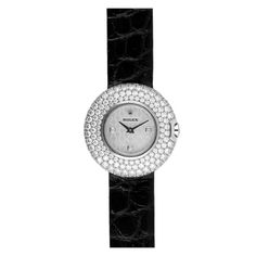 1stdibs   Rolex Lady's White Gold and Diamond Cellini Orchid Wristwatch