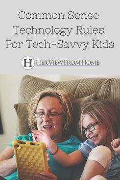 In today's technological world, it can be difficult for parents to decide how and when to let their kids use technology and join social media. This family's rules for technology may be great guidelines for your own family.   #technology #parenting #family #socialmedia Parenting Teens, Parenting Advice, Screen Time For Kids, Raising Teenagers, Family Rules, Quotes About Motherhood, Teen Quotes, Teaching Kids, Preschool Learning