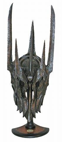 Sauron helmet. I want one