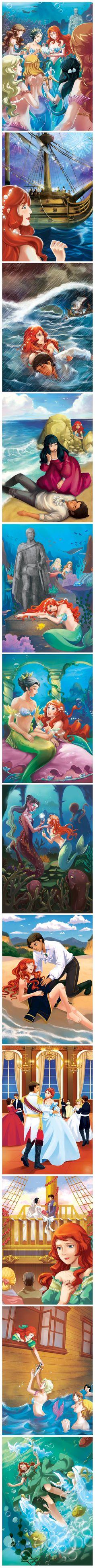The Little Mermaid by Petshopbox Studio