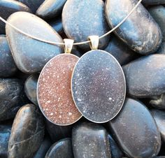 concrete pendant by jenny wren designs