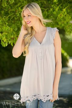 Love the details!! Shop White Plum's Dress Blowout! 18 Styles! | Grab this at 70% off on Jane! #Fashion #Clothing