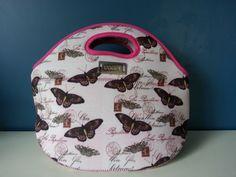 Bolso de neoprene, Lunchera, Necesaire Lunch Box, Bags, Backpacks, Style, Handbags, Bento Box, Bag, Totes, Hand Bags