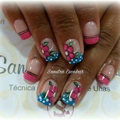 Disney Nails, Spring Nails, Nail Designs, Cami, Amanda, Bb, Beauty, Dream Nails, Nail Art