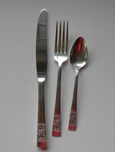 Silver Plate Serving Utensils 1847 Rogers Brothers Vintage