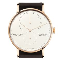 Lambda Roségold | Beautiful watches purchased online. Directly from NOMOS Glashutte/SA.