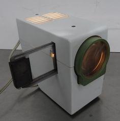 vintage 60s - Alter Braun D6 Designer Dia Projektor - West Germany 60er   eBay