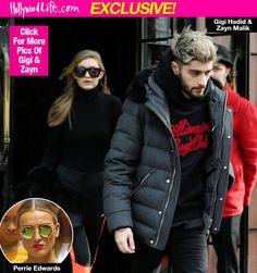 Zayn Malik & Gigi Hadid: Why He Loves Dating Her Even More Than PerrieEdwards
