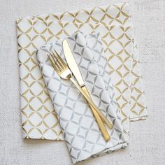 Circlet Tile Napkin Set
