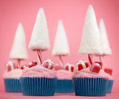 Christmas cupcake time
