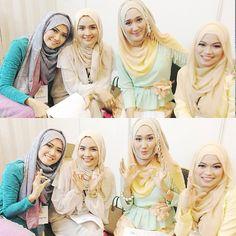 .@dianpelangi (Dian Pelangi ) 's Instagram photos | Webstagram - the best Instagram viewer Hijabs, Hijab Fashion, Calm, Style Inspiration, Photos, Fictional Characters, Instagram, Dresses, Design