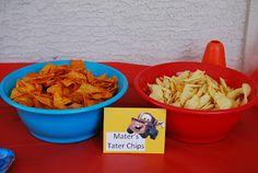 Crafty Teacher Mom: Disney Cars Birthday Party!