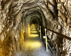 Path to the Center of the Earth, Lava Tube Caves Don't really want to see this but it is neat