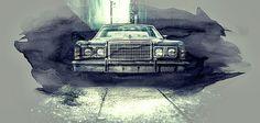 Classic American Ford Car - Vintage Style Collage by Wall Art Prints  classic car,classic cars,art print,wall art prints,art prints,olditmer,car,cars,large,american,vintage,ford front,classic american cars,classic ford,classic,retro,old,classic car art,large print,large,large art,old cars,muscle car,american,usa,alley,antique,automobile,car,classic,nostalgia,gang,mafia,alley,gangster,black,80s,70s,retro,cheap,for sale,art,home decor,interior,canvas,poster