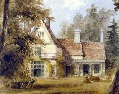 Flitton Vicarage, built in 1606