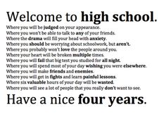 15 Best High School Images Quote Life High School Quotes Quotes