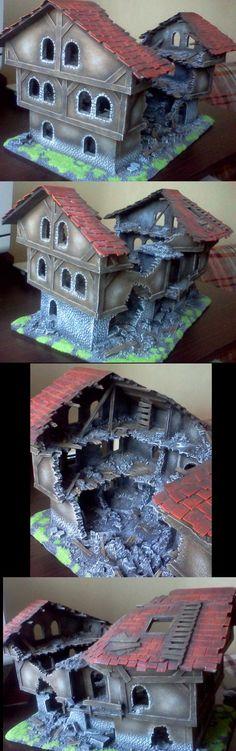 Ruins for Mordheim #1