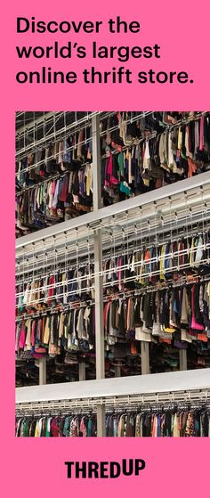 Get up to 90% off brands like Madewell, Free People, Anthropologie, ASOS and more! Sign up to access 35,000 brands. Thrift Store Outfits, Thrift Store Shopping, Online Thrift Store, Thrift Stores, Consignment Shops, Consignment Online, Cute Clothing Stores, Thread Up, Popular Articles