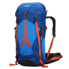 1edcaceb94 Doleesune Backpacking Bergsteigen Packs Klettern Outdoor Wandern Daypacks  42l Interner Rahmen Rucksäcke Wasserdichte Bergsteigen Taschen 1381