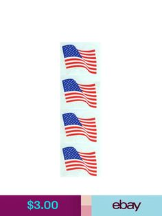 Jolee/'s GOD BLESS AMERICA Boutique Stickers USA FLAG NEW