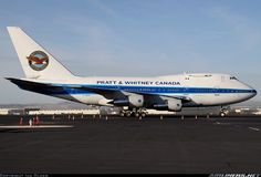 Boeing 747SP-B5 - Pratt & Whitney Canada   Aviation Photo #2812659…