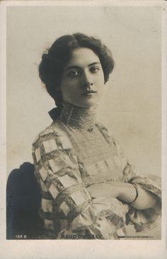 Maude Fealy (Rotary 198 D) 1904   Prometheus2011   Flickr
