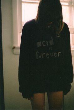 acid is forever