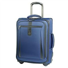 "Travelpro Marquis 20""  carry-on luggage is incredibly innovative and extremely lightweight."