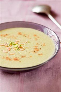 Panier de Saison » Amoureusement soupe à Montmartre : petite soupe aux épinards et aux 4 épices