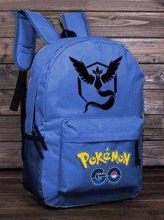 Pokemon Go Team Backpack